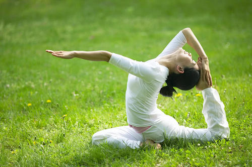 一些宣威女性月经不调可以多做瑜伽