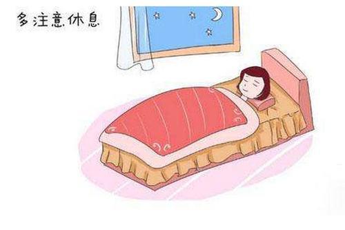 兴义妇女打胎后应注意休息